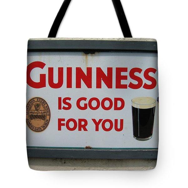 Good For You Tote Bag