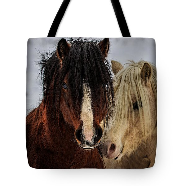 Good Friends Tote Bag by Everet Regal
