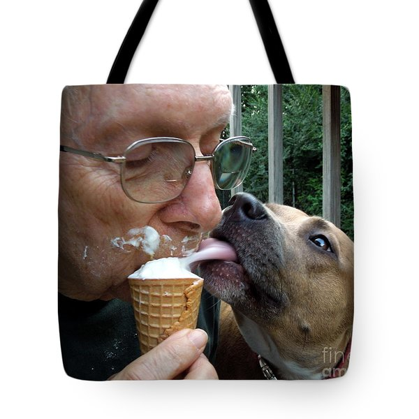 Good Friends Tote Bag by Renee Trenholm