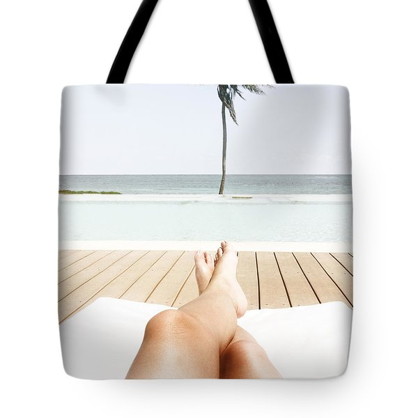 Good Life Tote Bag