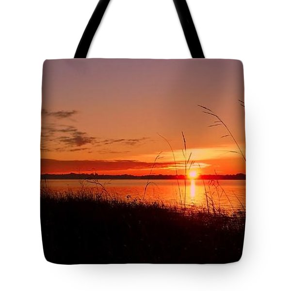 Tote Bag featuring the photograph Good Morning ... by Juergen Weiss