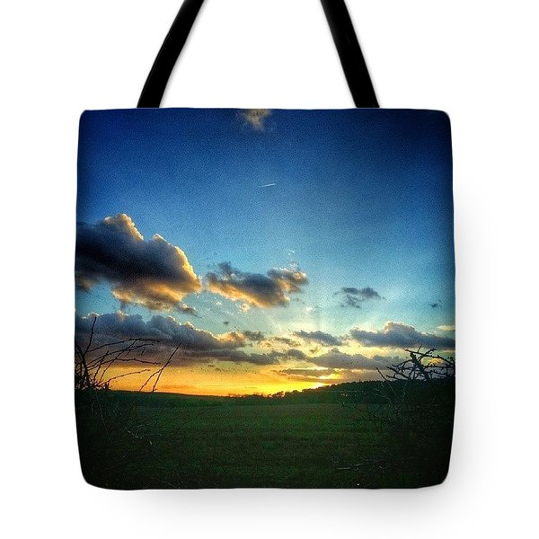 Good Morning :) Tote Bag