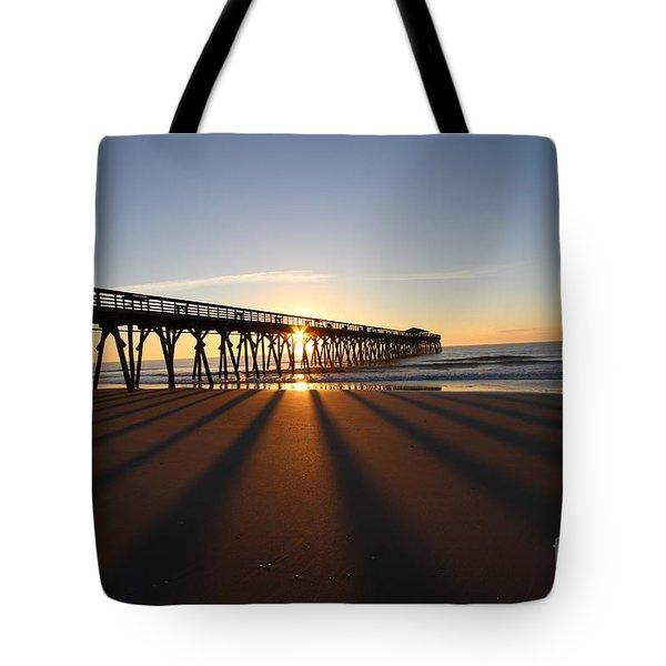 Myrtle Beach Sc State Park Tote Bag