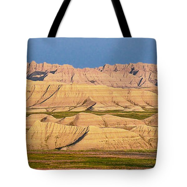 Tote Bag featuring the photograph Good Morning Badlands I by Patti Deters