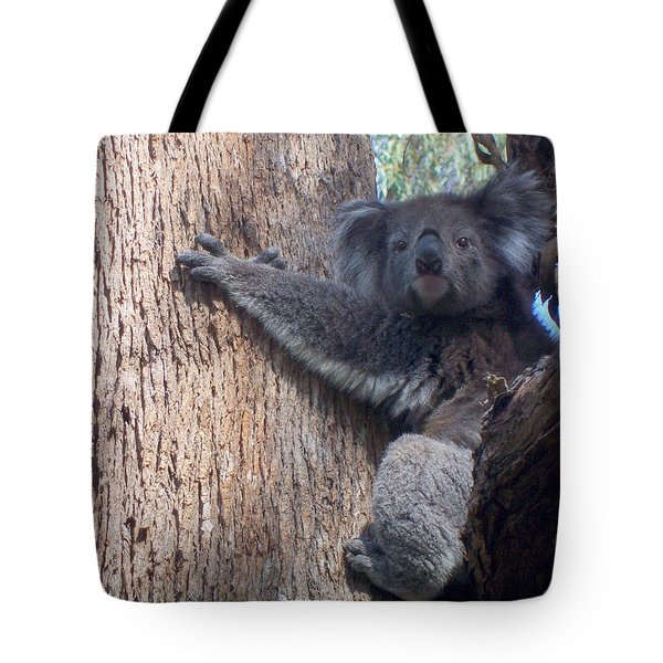 Good Morning Tote Bag by Evelyn Tambour