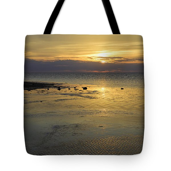 Good Morning Florida Keys V Tote Bag