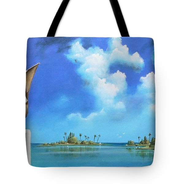 Good Morning Florida Tote Bag
