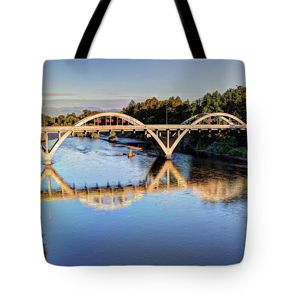 Good Morning Grants Pass II Tote Bag