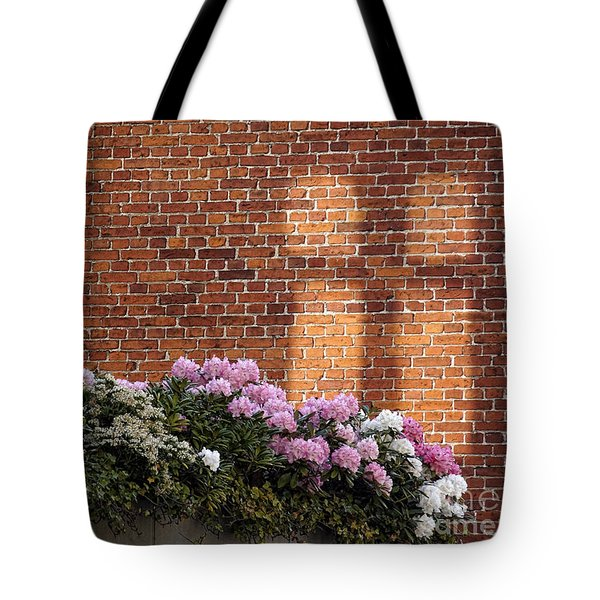 Tote Bag featuring the photograph Good Morning by Inge Riis McDonald