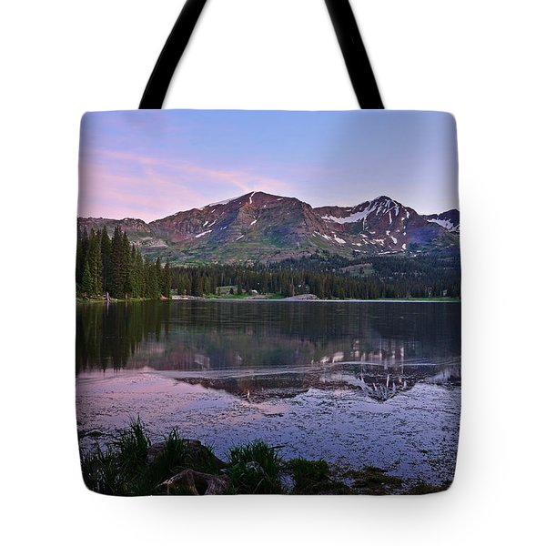 Good Morning Irwin Tote Bag
