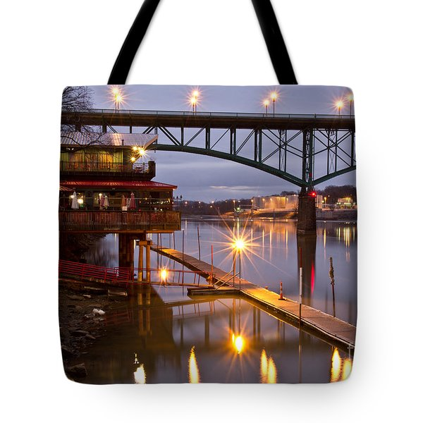 Good Morning Knoxville Tote Bag