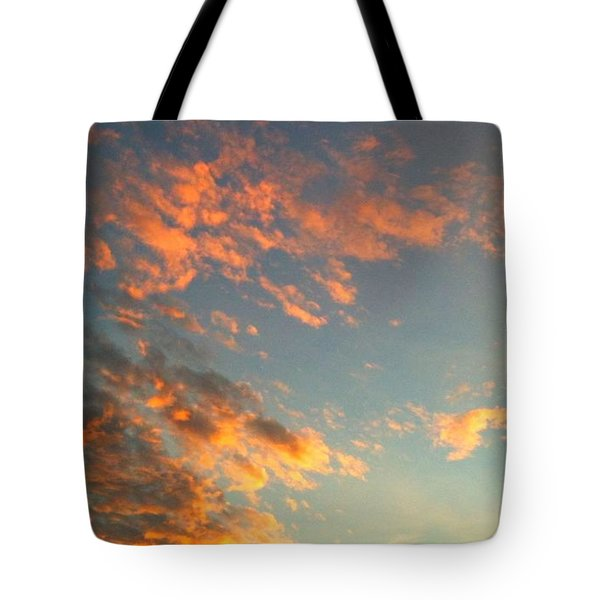 Good Morning Tote Bag by Linda Bailey