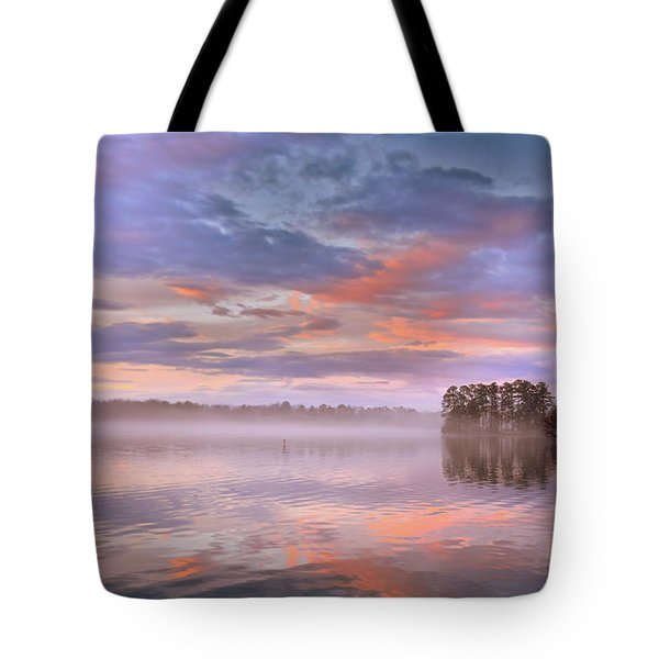 Tote Bag featuring the photograph Good Morning by Lisa Wooten
