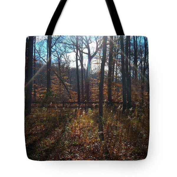 Good Morning Tote Bag by Pamela Clements