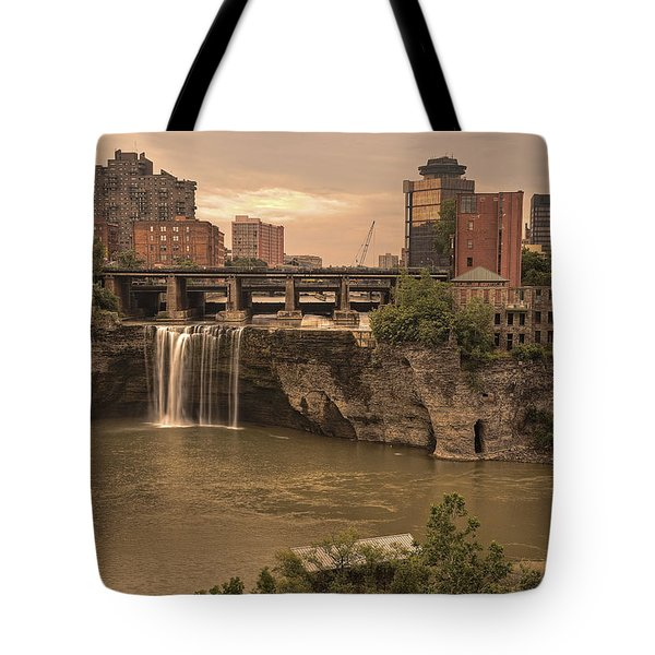 Good Morning Rochester Tote Bag