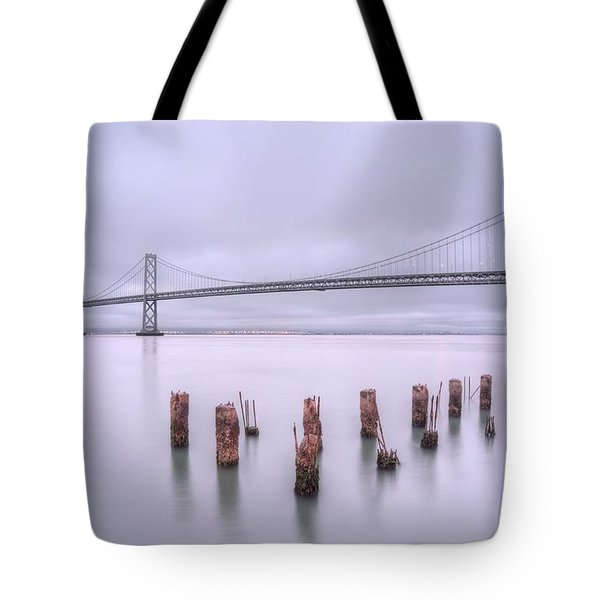 Tote Bag featuring the photograph Good Morning San Francisco by Peter Thoeny