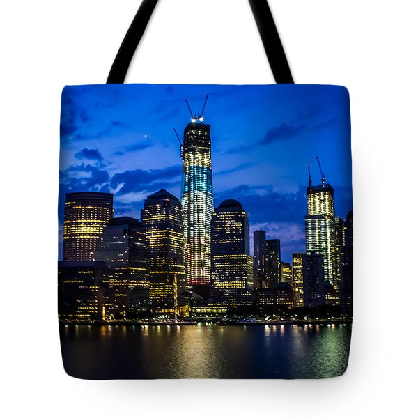 Good Night, New York Tote Bag