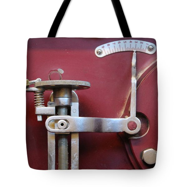 Good Old Fashioned Engineering ..part Two  Tote Bag by Lynn England
