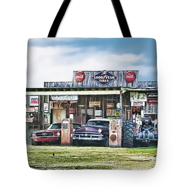 Good Times Not Forgotten Tote Bag