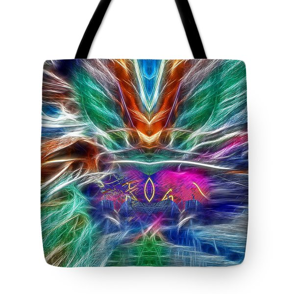 Good Vibration Tote Bag