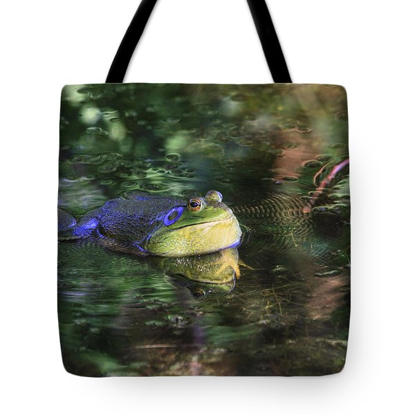Good Vibrations Tote Bag by Donna Kennedy