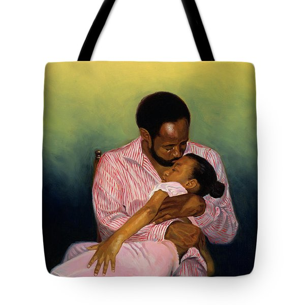 Goodnight Baby Tote Bag