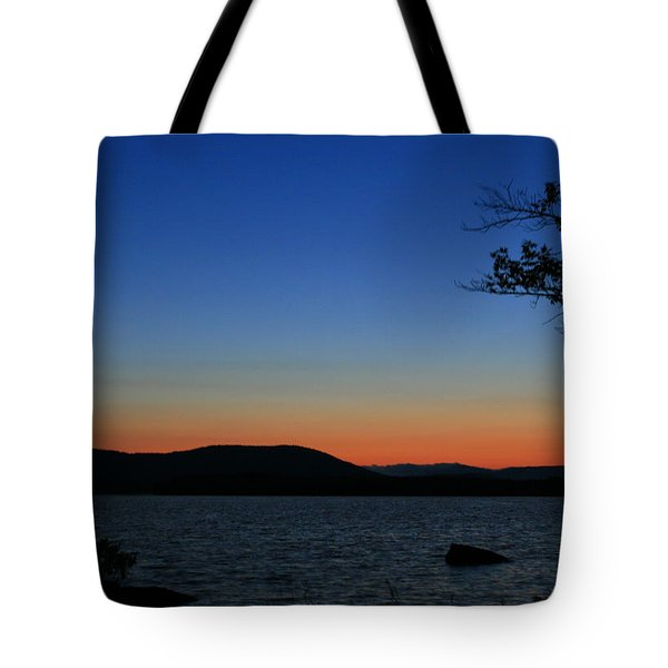 Goodnight Moon  Tote Bag by Neal Eslinger