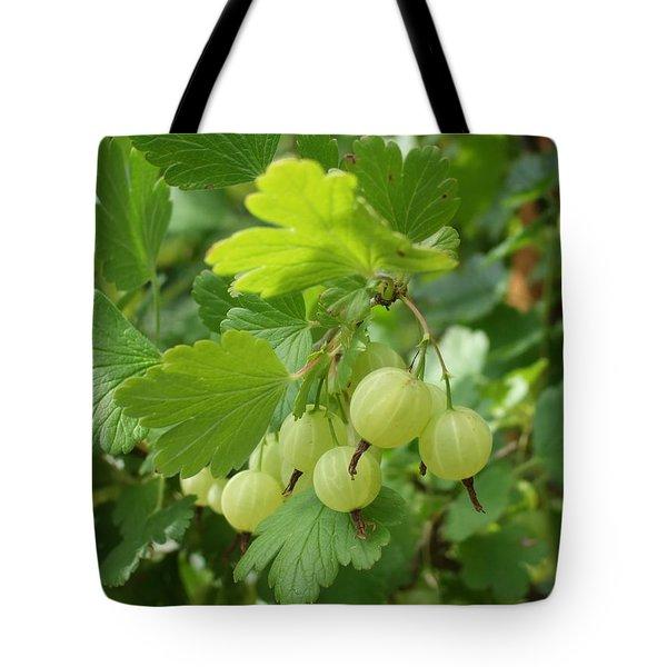 Gooseberries Tote Bag