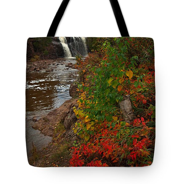 Tote Bag featuring the photograph Gooseberry Foilage by James Peterson