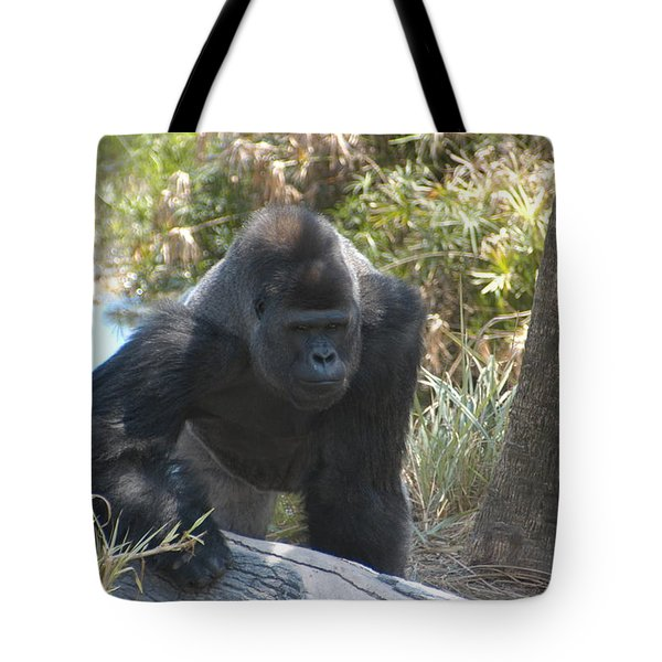 Gorilla 01 Tote Bag