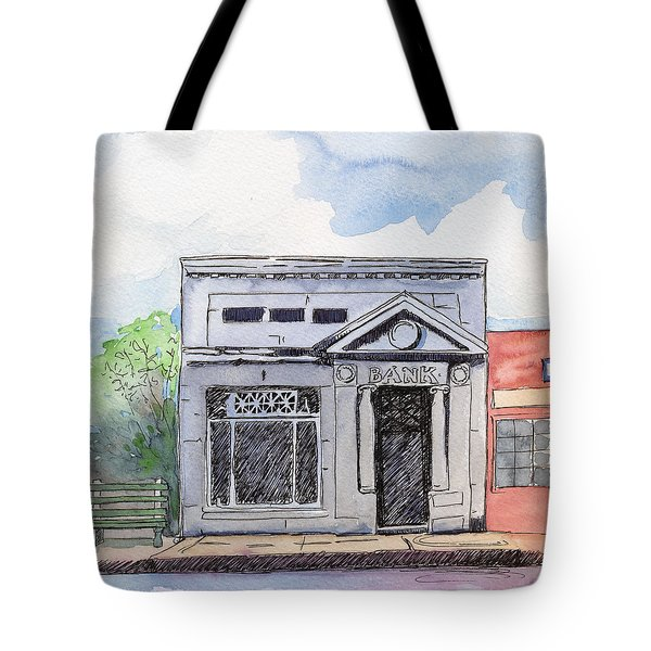 Gosport Bank Tote Bag
