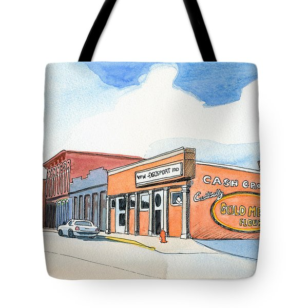 Gosport Indiana 1 Tote Bag