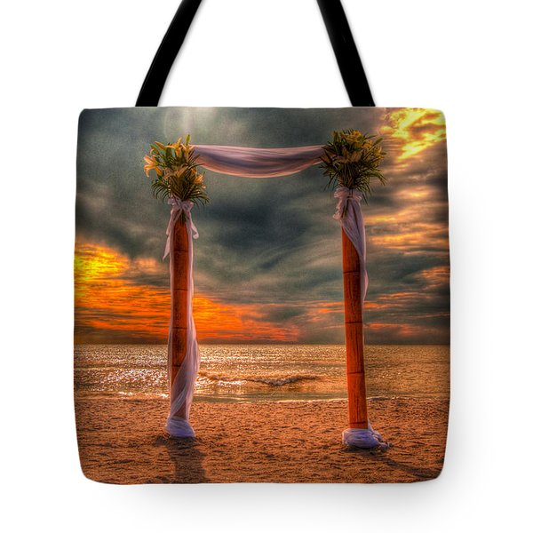 Tote Bag featuring the photograph Got Away? by Julis Simo