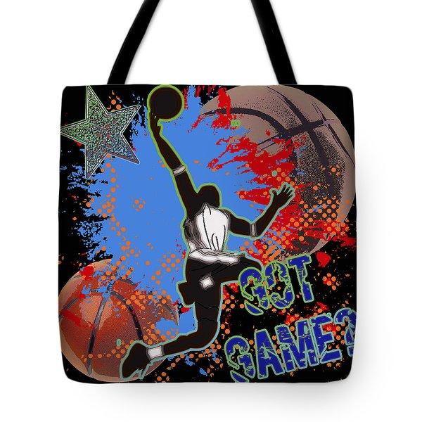 Got Game? Tote Bag by David G Paul