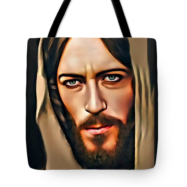 Got Jesus? Tote Bag by Karen Showell