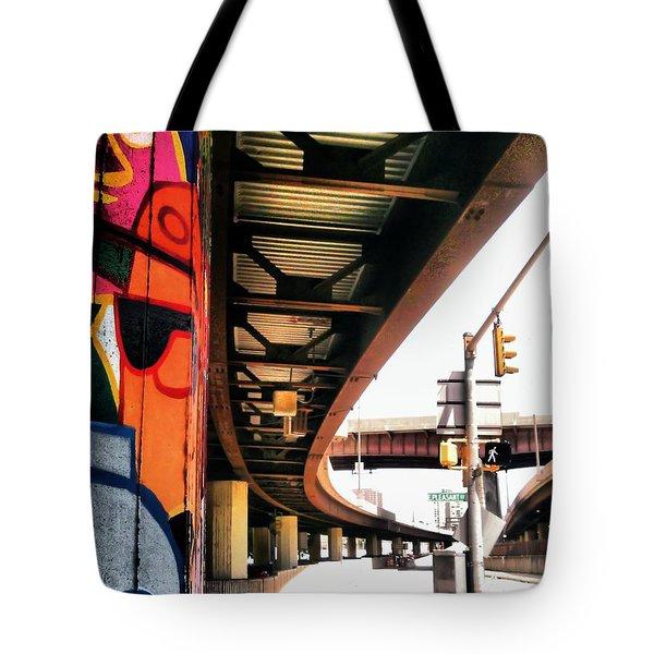 Got My Eye On You Tote Bag by Robert McCubbin