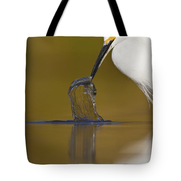 Tote Bag featuring the photograph Gotcha by Bryan Keil