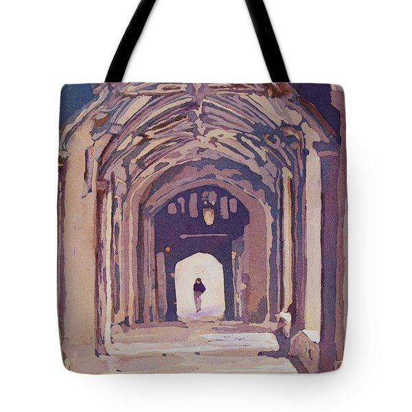 Gothic Spector Tote Bag by Jenny Armitage