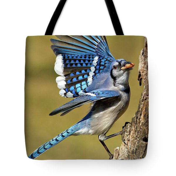 Gotta Go Tote Bag by Bill Wakeley