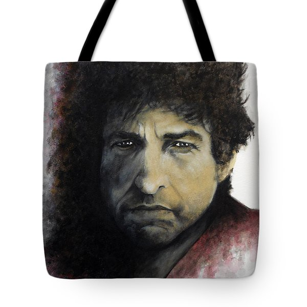 Gotta Serve Somebody - Dylan Tote Bag by William Walts