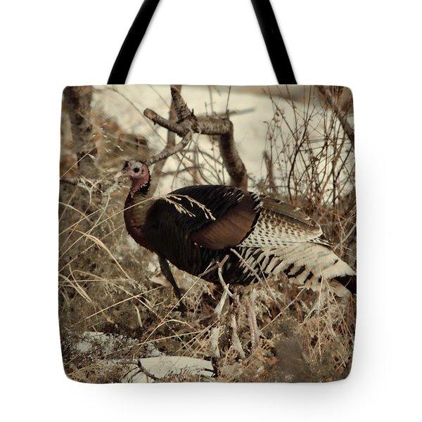 Gould's Wild Turkey Xii Tote Bag