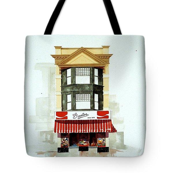Govatos' Candy Store Tote Bag