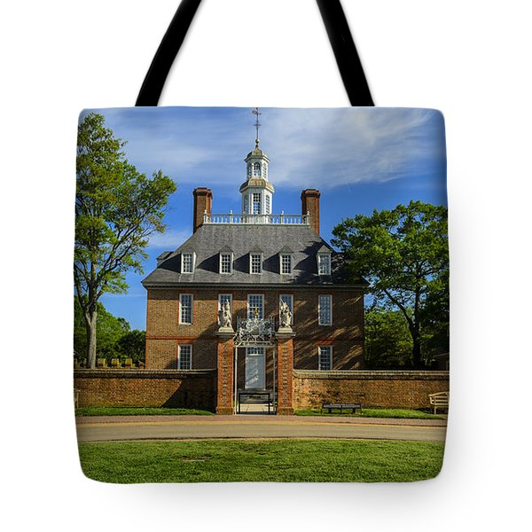 Govenors Home Tote Bag