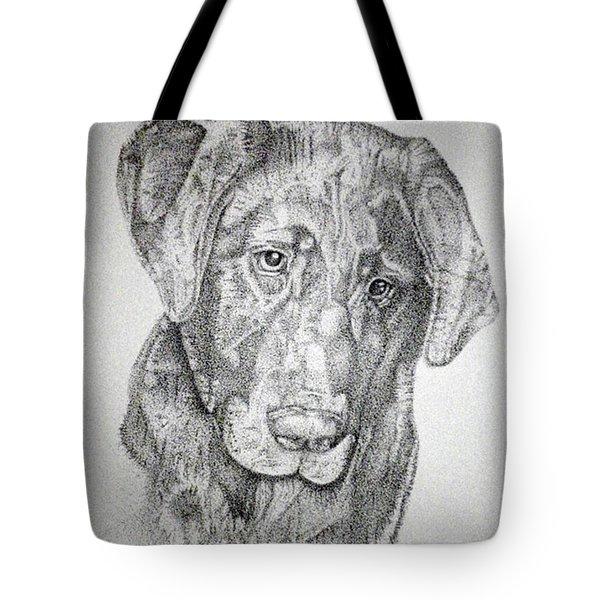 Gozar Tote Bag by Mayhem Mediums