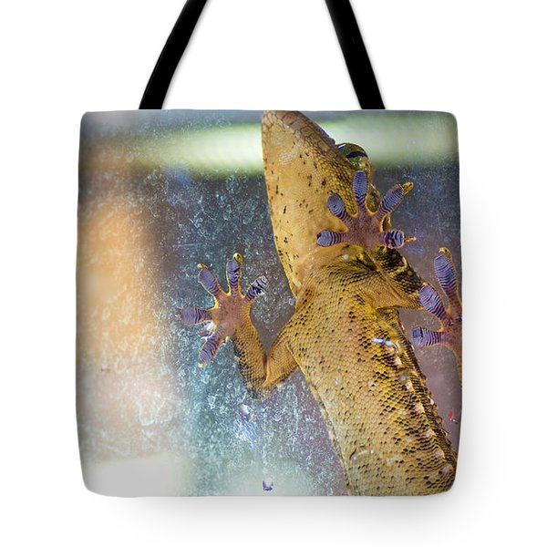 Grab A Hold Tote Bag
