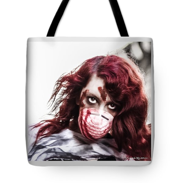Grab And Destroy Tote Bag