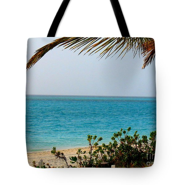 Grace Bay Tote Bag by Patti Whitten