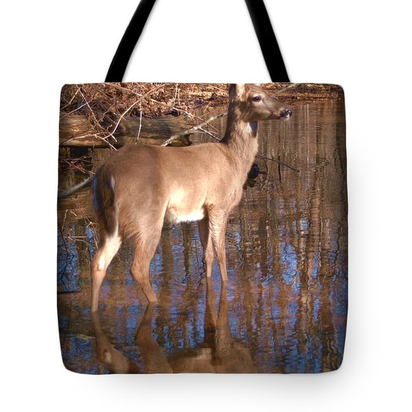 Grace Tote Bag by Bill Stephens