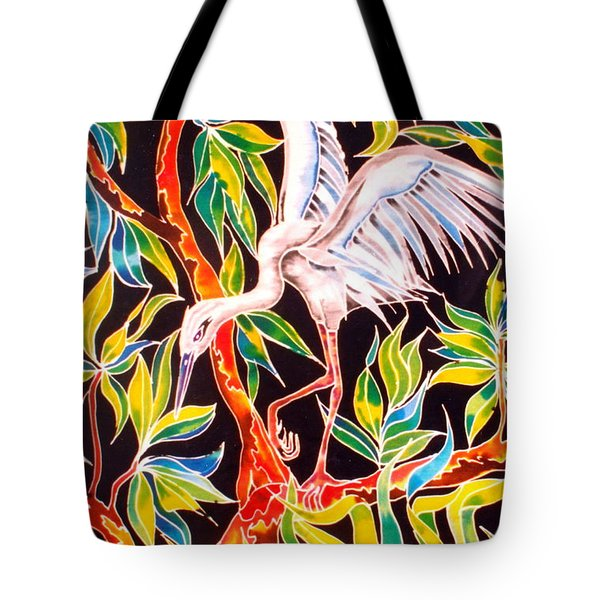 Grace In Motion Tote Bag