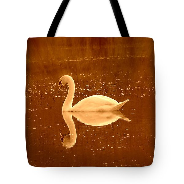 Grace Tote Bag by Kenneth Clarke